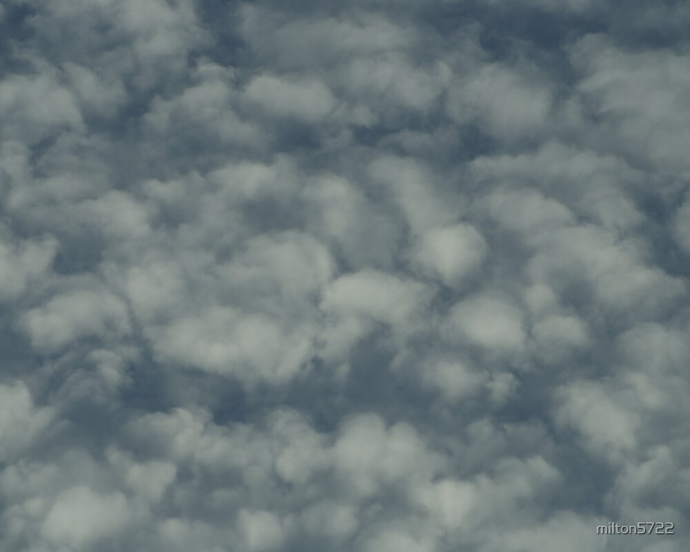 Quilted clouds by milton5722
