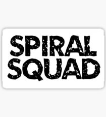 Spiral Squad Sticker