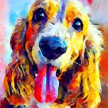 Cocker Spaniel by ChrisButler