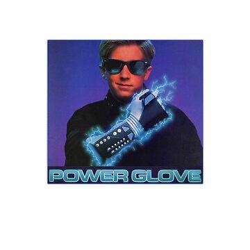 POWER GLOVE by pinkney