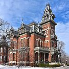 Vaile Mansion, Independence, Missouri by Catherine Sherman