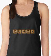 Quhzk Women's Tank Top