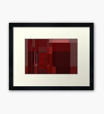 BoxoW24 Framed Print