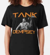Camiseta ajustada Tank Dempsey