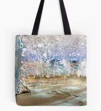 Early Morning Solarization Tote Bag