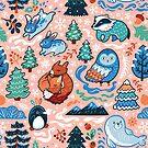Forest dream by PenguinHouse