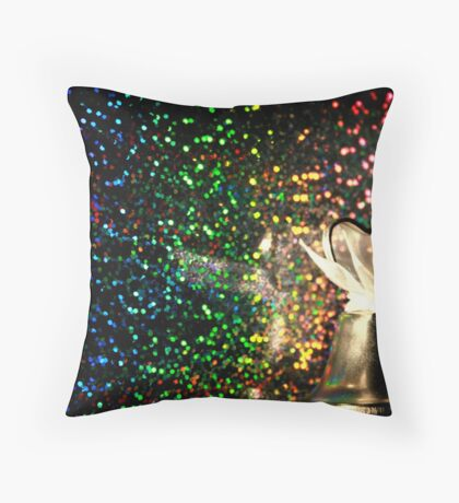 Happy Holiday Throw Pillow
