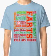 Farts Classic T-Shirt