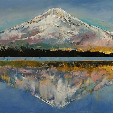 Mount Hood by michaelcreese