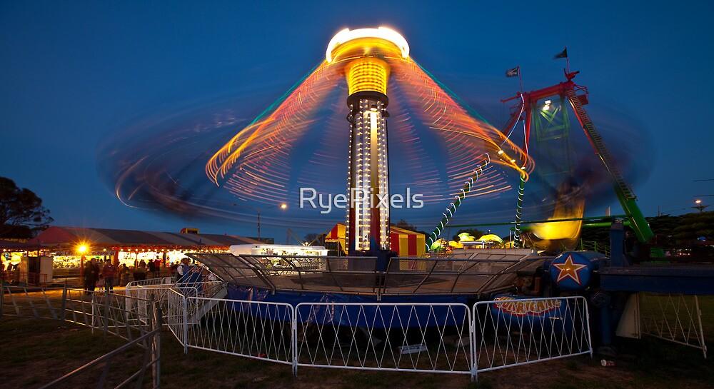 Rye Carnival 2010 Hurricane ride by RyePixels