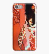 animae camo print iPhone Case/Skin