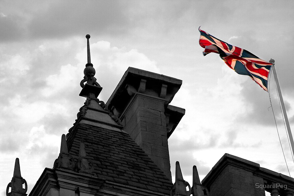 Flying The Flag by SquarePeg