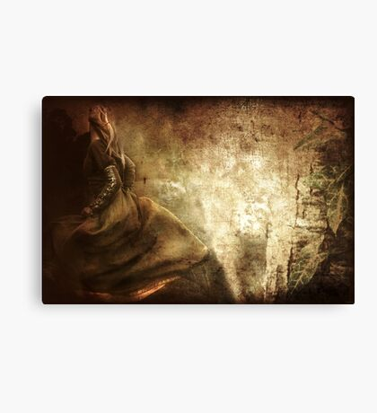 Pursued by Glory Canvas Print