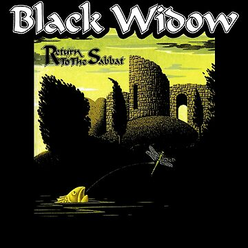 Black Widow - Return To the Sabbat by Sagan88