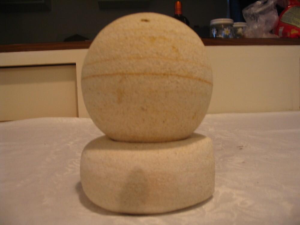 Oamaru Stone by Gail McMaster