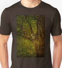 A squirrel and his nut Unisex T-Shirt