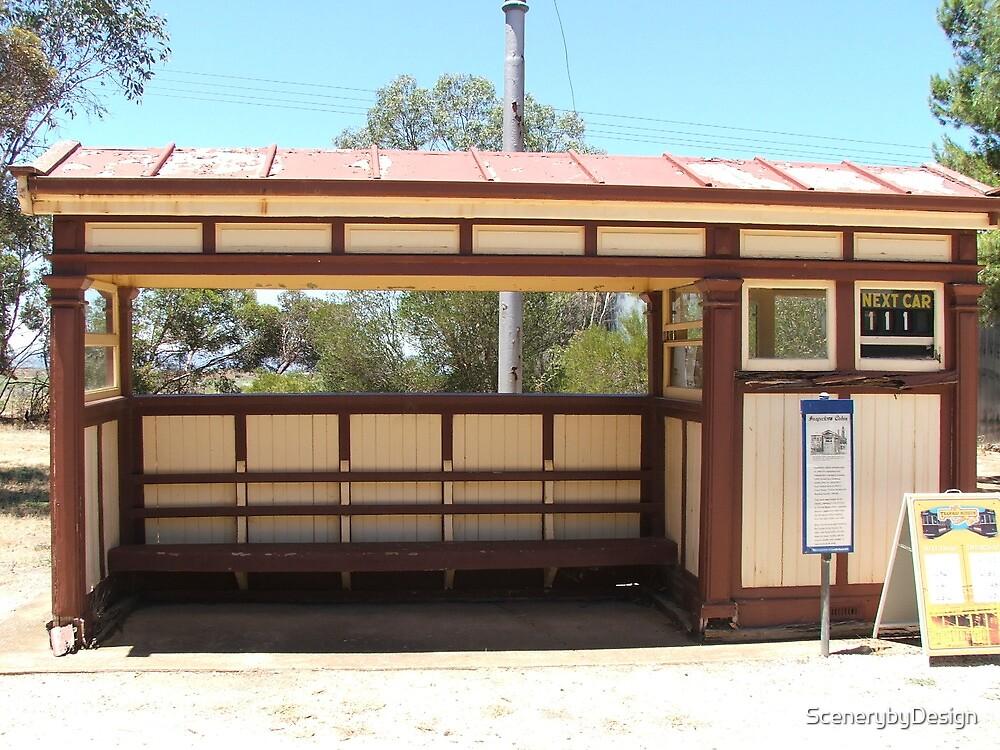 Heritage Tram Station by ScenerybyDesign