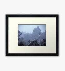 Arroyo Blues Framed Print