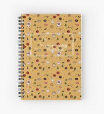 Ghibli Spiral Notebook