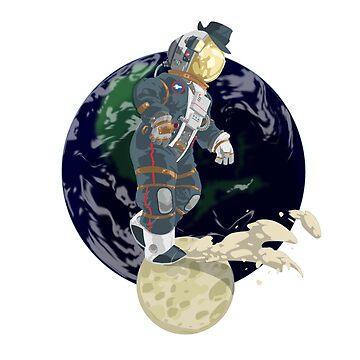 Moonwalking by jvollmer