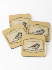 The Government Is Corrupt - Golden Book Version Coasters