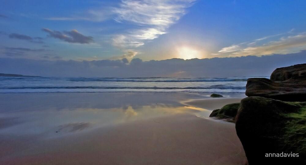 Freshwater Morning @ Harbord, Sydney by annadavies