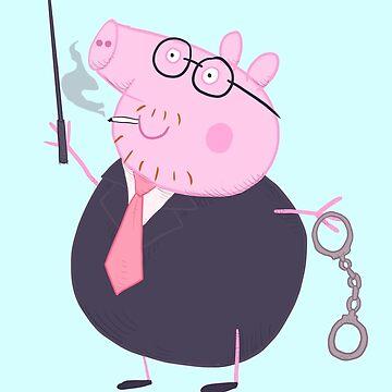 Daddy Pig by LVBART