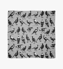 AUSTRALIAN MAGPIES - tee shirts, other apparel & homewares Scarf