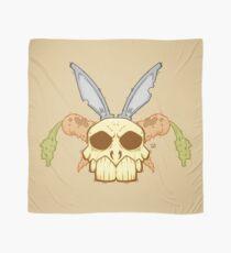 Old Rabbit Skull Scarf