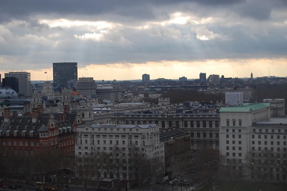 From the London Eye by LeanneDixon