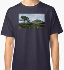 A Tree, On The Rocks Classic T-Shirt