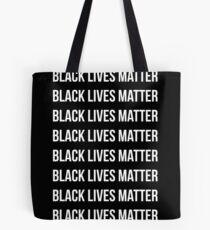 Bolsa de tela Materia de vidas negras