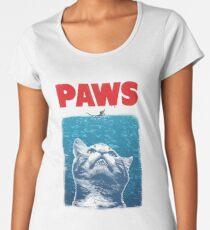 Paws Women's Premium T-Shirt