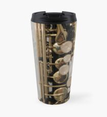 The Highest And The Lowest Tones Travel Mug