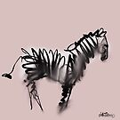 one of my recrded drawings ..zebra by leonarto