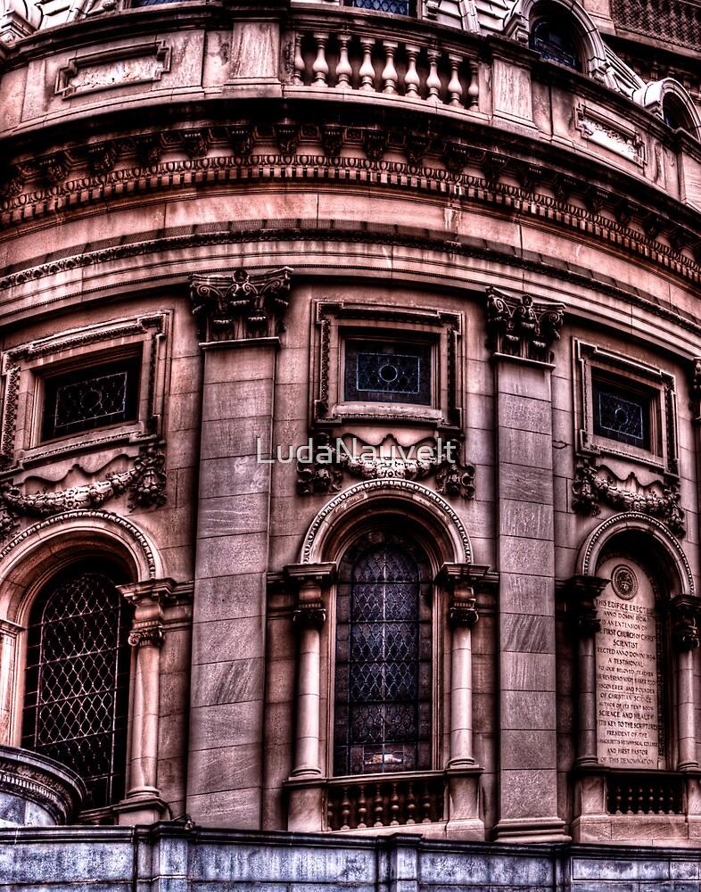 Holy windows by LudaNayvelt