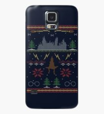 Ugly Potter Christmas Sweater Case/Skin for Samsung Galaxy