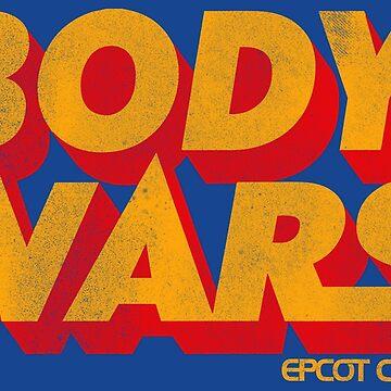 Körperkriege von Pop-Tacular