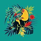« Toucan Tropical » par Aurélie DEVE