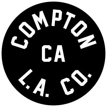 Compton - LA - California by JamesShannon