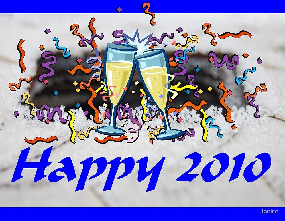 Happy 2010 by Jonice