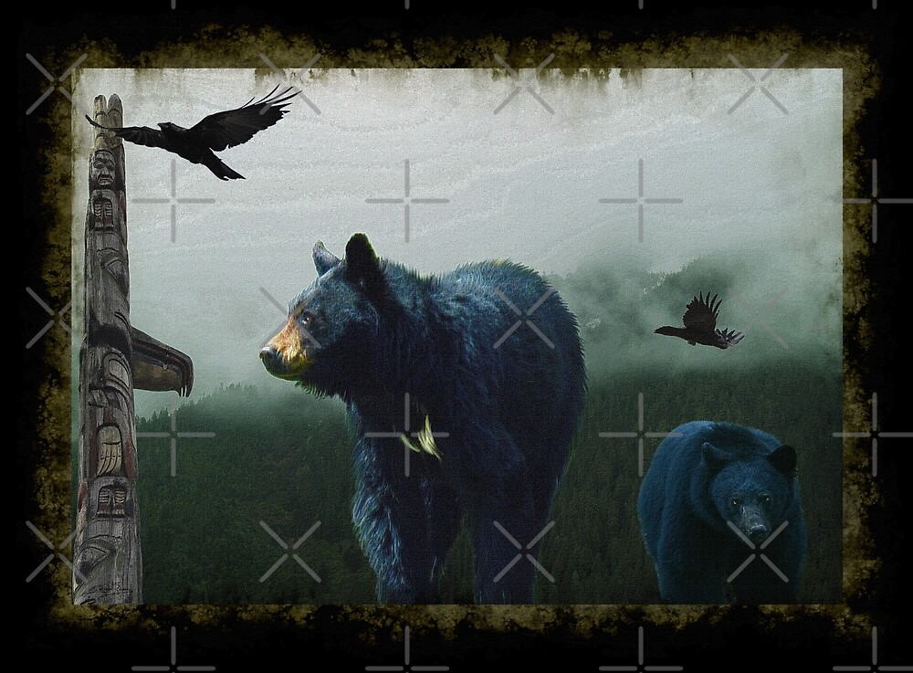 Sacred Trail of the Great Bear by Skye Ryan-Evans
