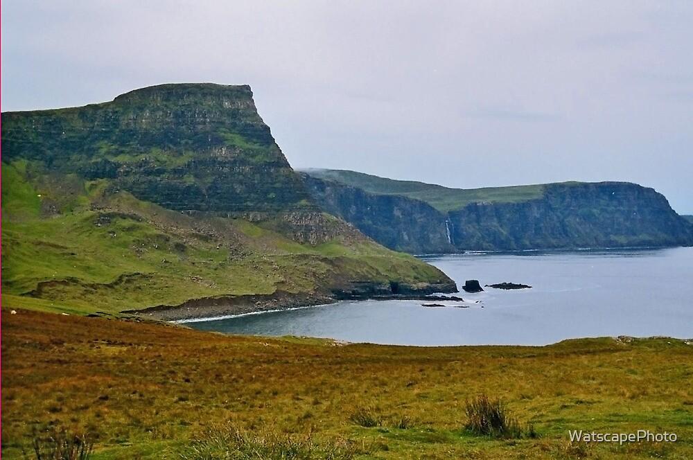 Moonen Bay and Waterstein Head by WatscapePhoto