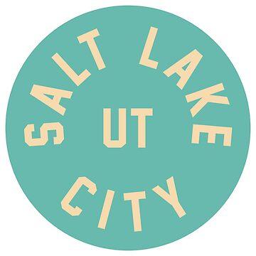 Salt Lake City - UTAH by JamesShannon