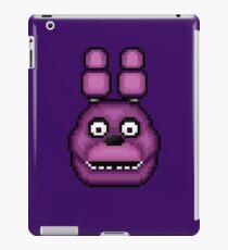 Five Nights at Freddy's 1 - Pixel art - Bonnie iPad Case/Skin