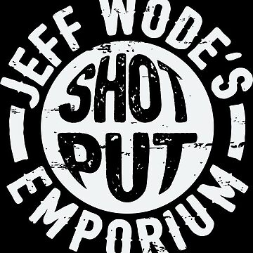 Imagine the size of his balls! Jeff Wode dark grey by ScottCarey