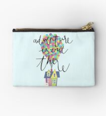 Adventure is out there  Studio Pouch