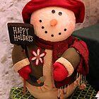 Happy Snowman ~ Warm and Snug by SummerJade