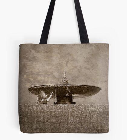Fountain Wonder Tote Bag