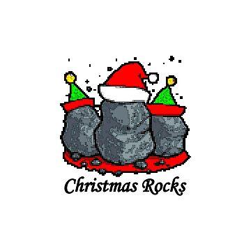 Christmas Rocks Comic by KabaTheBear